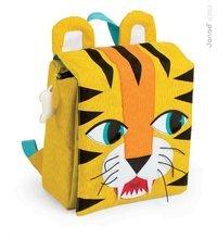Batoh pre deti Tiger Janod na zips od 3-8 rokov